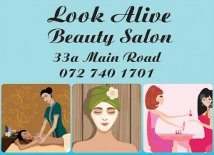 Look Alive Hair and Beauty Salon