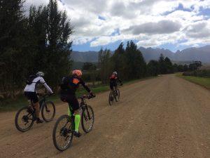 Greyton Mountain Bike Skills development and Training Clinic